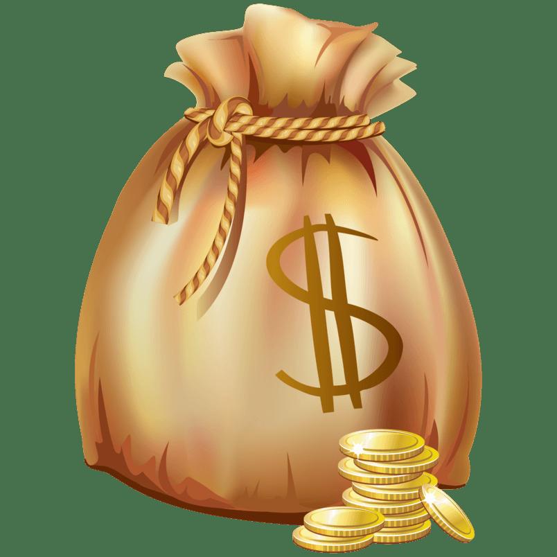 ведь мешочек с деньгами картинки фигурка фото